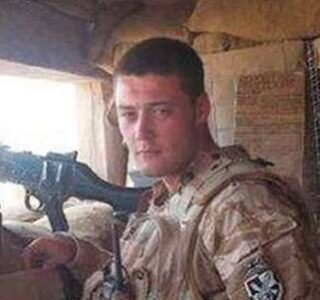 Private Nathan Cuthbertson